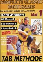 Perrot E. - Complete Classic Guitars Vol.1 + Cd