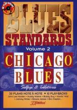 Rebillard - Blues Standards Vol.2 Chicago Blues + Cd - Guitare