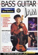 Malapert G. - Bass Guitar Jam Vol.1 Blues Sessions + Cd