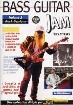 Malapert G. - Bass Guitar Jam Vol.2 Rock Sessions + Cd