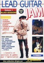 Rebillard - Lead Guitar Jam Vol.1 Blues Sessions + Cd