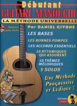 Givone Daniel - Debutant Guitare Manouche + Cd