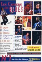 Cahiers Du Blues Vol.1 - Blues Lead + Cd - Guitare