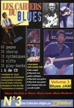 Cahiers Du Blues Vol3 - Blues Jam + Cd - Guitare