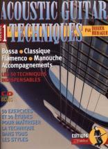 Behague Didier - Acoustic Guitar Technics - Guitare