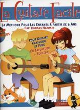 Guitare Facile Methode Pour Enfants + Cd - Guitare