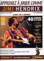 Apprenez A Jouer Comme Jimi Hendrix + Cd - Guitare