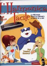 Hammje T. - Harmonica Facile Methode Pour Enfants + Cd
