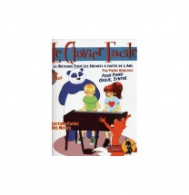 Rebillard - Le Clavier Facile Pour Enfant