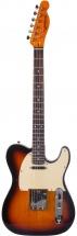 Prodipe Guitars Tc70ra Sunburst