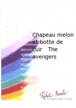 Johnson L. - Muller T. - Chapeau Melon Et Botte De Cuir - The Avengers