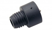 K&m 15281-005-55 Adaptateur Noir Pour Cone De Support Sur Stand De Saxophone 14300 14320