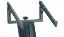Kandm 18868-000-55 Support Ordinateur Portable Noir Pour Spider Pro Et Baby Spider Pro Stand De Clavier