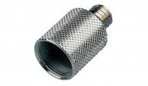 Kandm 21600-000-01 Adaptateur De Filetage Nickel Pour Pied De Microphone