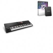 Native Instruments Kontrol S61 Mk2 + K12 Ultimate Mise A Niveau K Select