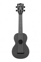 Kala Ka-swb-bk Soprano Standard The Waterman Chalkboard Black Black