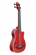 Kala Journeyman U-bass - Red