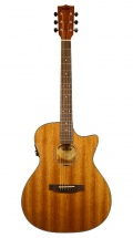 Kala Kagtrmtse Guitare Thinline Folk Cutaway