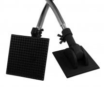 Kbrakes Kb512 - Stoppeurs Pour Pieds De Grosse Caisse Max 10mm (x2)
