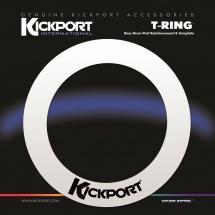 Kickport T-ring - Event De Protection Pour Grosse Caissewhite