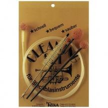 Reka Kit De Nettoyage Reka Pour Trompettes, Cornets and Bugles