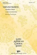 Guastavino Carlos - Viento Norte Satb and Piano - #4 From Indianas