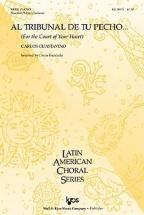 Guastavino Carlos - Al Tribunal De Tu Pecho Satb and Piano - #5 From Indianas