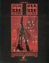 Both H. - Dance And Jazz Duets Vol.1 - 2 Clarinettes Et Section Rythmique Ad.lib.