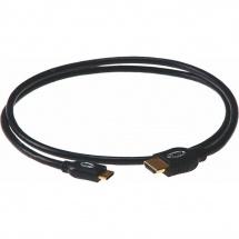 Klotz Hdmi Cable 3m Plug C - Plug A Hdmi High Speed