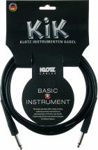 Klotz Kik6.0ppsw Kik Klotz Basic Instrument Noir 6,0 M