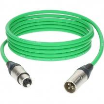 Klotz M1 Mic Cable Vert 3m Xlr 3p. F/m Neutrik