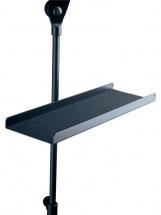 Kandm 12218-000-55 Tablette Multifonctions 23mm Noir A Fixer Sur Pupitre