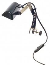K&m 12250-000-55 Lampe Noire Pour Pupitre