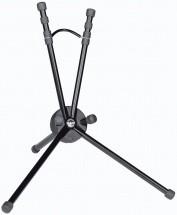Kandm 14340-000-55 Stand Saxxy Noir Pour Saxophone Alto