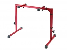 Kandm 18810 Stand Pour Clavier  »omega« - Ruby Red Rouge