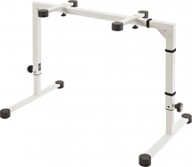 Km 18810-000-55 Stand Blanc Omega Pour Clavier