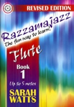 Watts S. - Razzamajazz - Flute And Piano + Cd