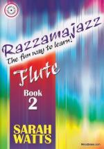 Watts S. (ed.) - Razzamajazz Book 2 - Flute