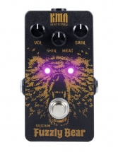 Kma Audio Machines Fuzzly Bear