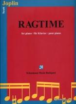 Joplin S. - Ragtime Pour Piano