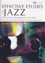 Effective Etudes For Jazz Trumpet + Cd