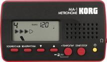 Korg Metronome Ma-1 Rouge