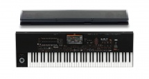 Korg Pa4x-76 + Systeme Amplification Paas
