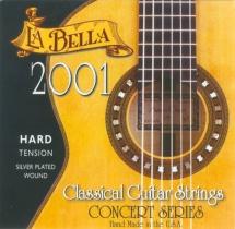 Labella Concert Serie ? Nylon Clair / File Argent ? Hard Tension