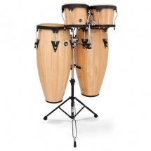 Lp Latin Percussion Lpa244s Stand Pour Bongos Support De Montage Slide Aspire