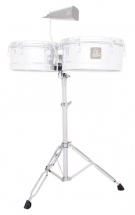 Lp Latin Percussion Lpa258 Stand Pour Timbales Aspire