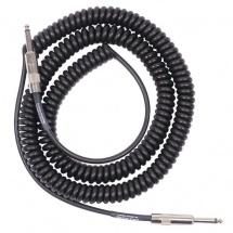 Lava Cable Retro Coil Black 20ft S/s Silent