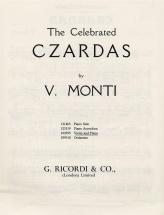 Monti V. - Czardas - Violon Et Piano