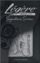 Legere Ale Bbes25 Anches Clarinette Sib European Cut Force 2 1/2