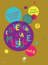 Chepelov P. / Menut B. - Ouverture A La Musique Vol.6 + Cd